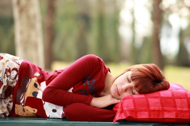 Unihäiriöt ja hengitys