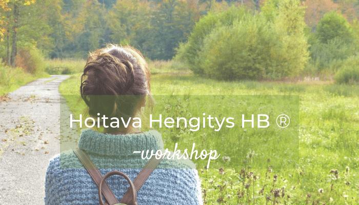 Hoitava Hengitys -workshop