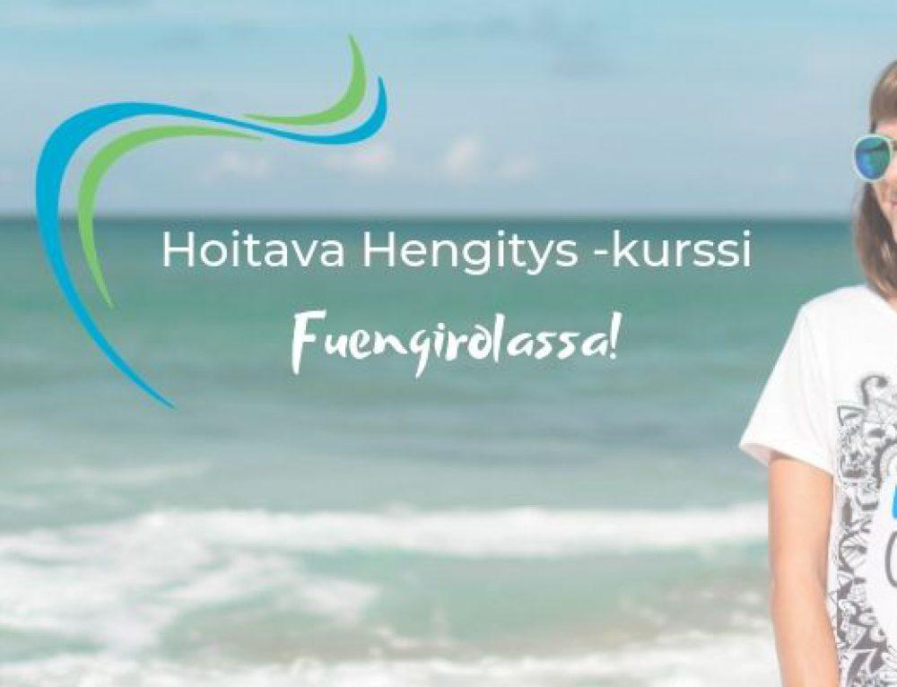 Hoitava Hengitys -kurssi FUENGIROLASSA vkolla 44