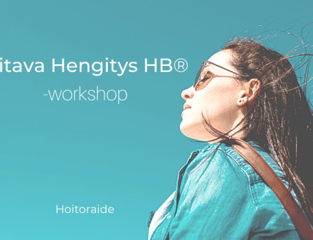 8.12.2019 Hoitava Hengitys -workshop LEMPÄÄLÄSSÄ