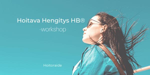 Hoitoraiteen Hoitava Hengitys -workshop